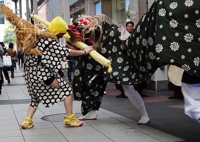 太鼓&獅子舞 9