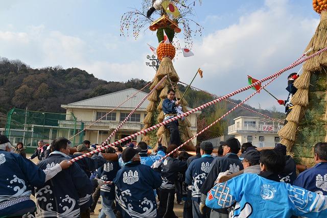 山波神明祭 1