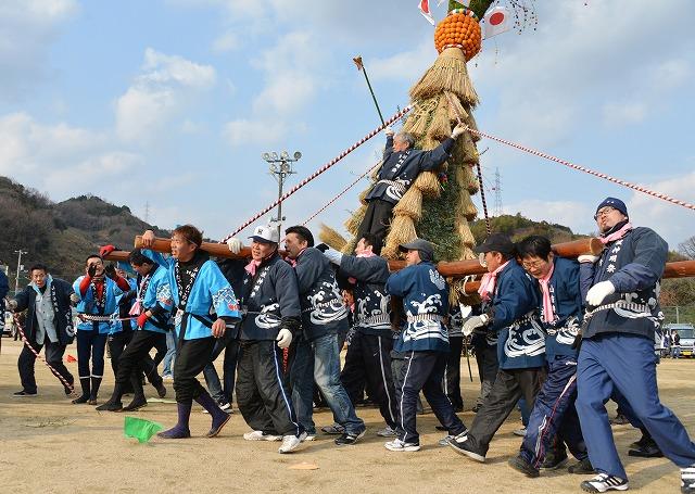 山波神明祭 2