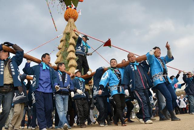 山波神明祭 3