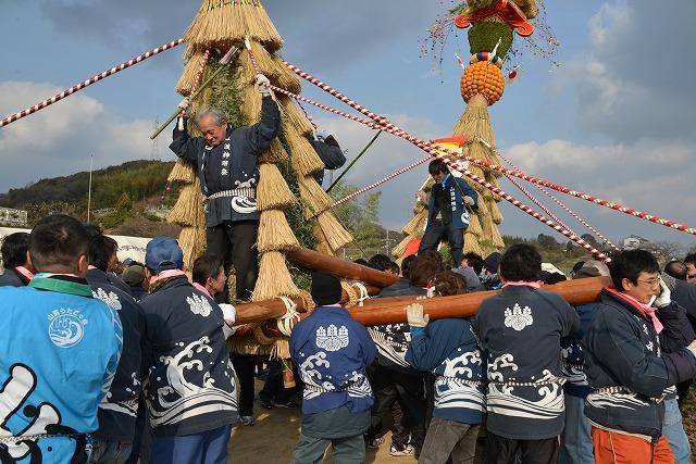 山波神明祭 19