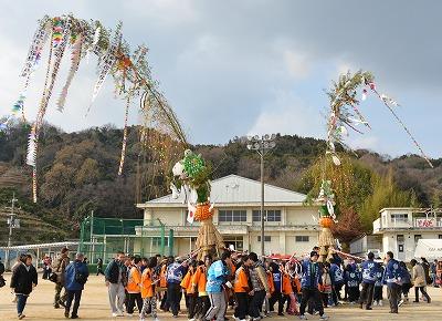 山波神明祭10