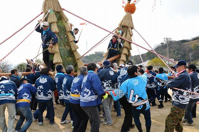 山波神明祭 11