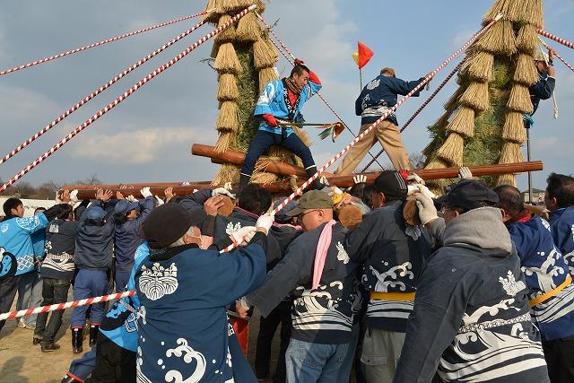 山波神明祭 13