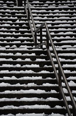 雪の朝 2