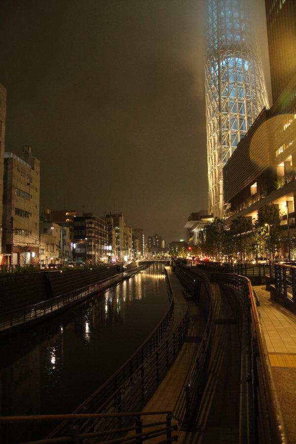 【PhotoTable】空の搭(東京スカイツリー東京)