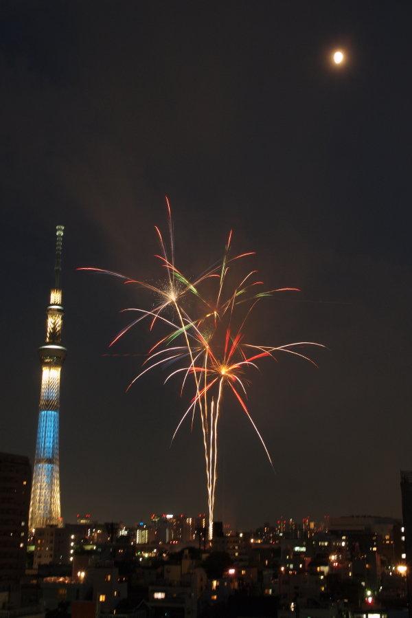 【PhotoTable】隅田川花火大会