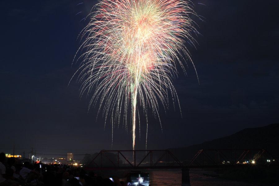 【PhotoTable】2012 上田花火大会