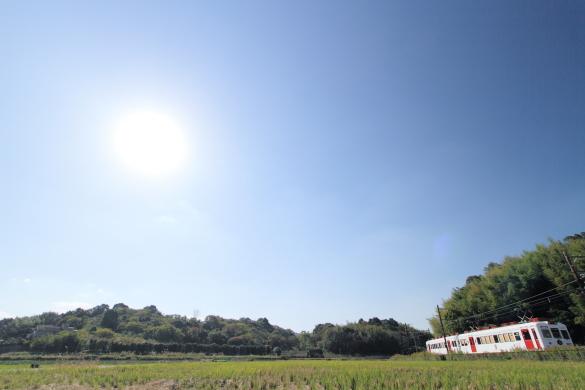 2014/11/15 和歌山電鐵貴志川線 大池遊園~西山口