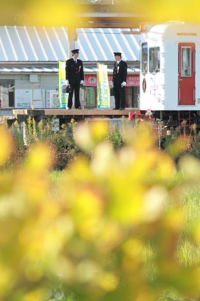 2014/11/15 和歌山電鐵貴志川線 伊太祈曽