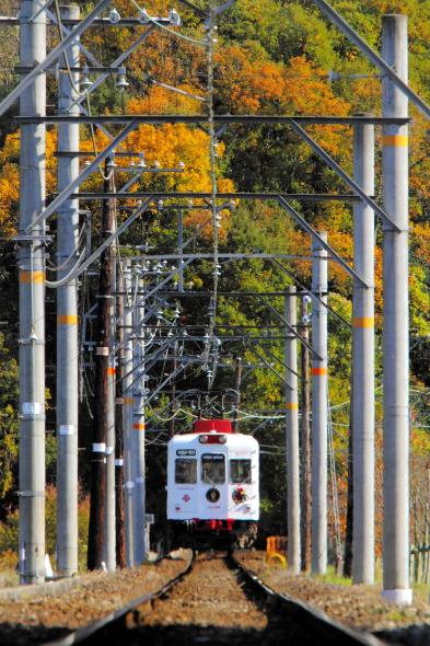 2010年12月上旬 和歌山電鐵 山東~大池遊園