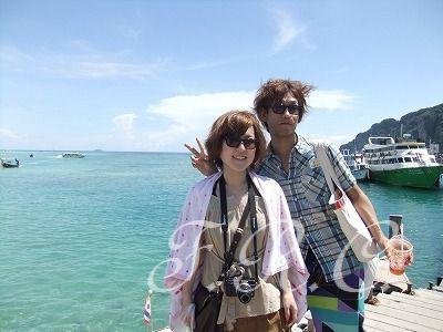 プーケット発マヤベイ観光&ピピ、バンブー島へ行こう!