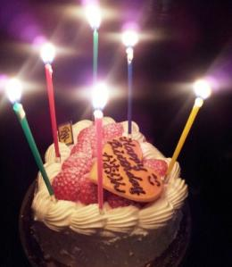 0723 ケーキ