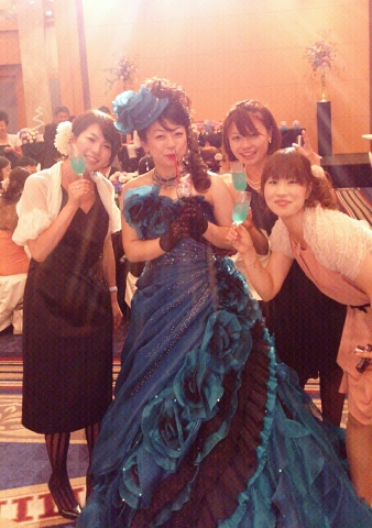 とんちゃん結婚式
