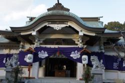 石作神社本堂
