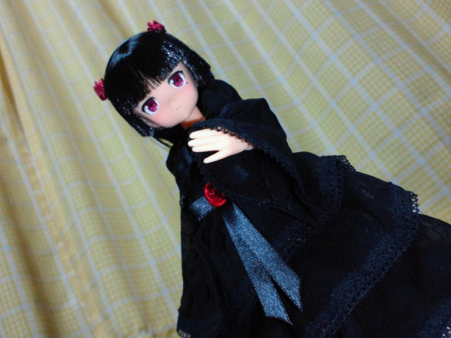 黒猫(紹介用)