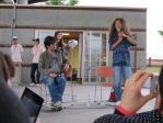 六花さんと松任谷さんのトークショー