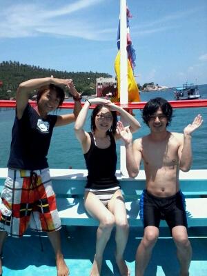 タオ島 ダイビング アドバンス