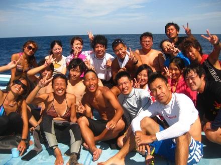 ダイビングブログ タオ島 ダイバー