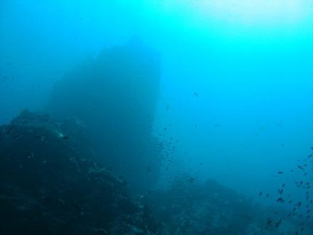 タオ島 ダイビング チュンポンピナクル