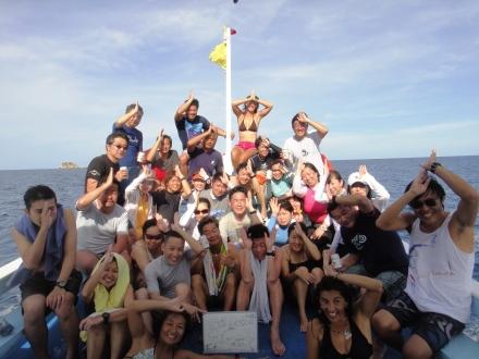 タオ島 ダイビング セールロック