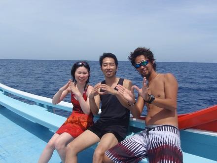 タイ タオ島 ダイビング アドバンス