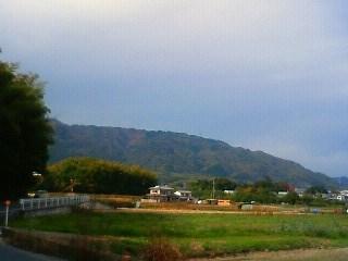 京都 洛西の山奥へ