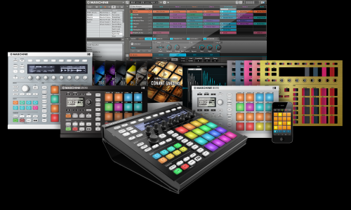Native Instruments|Maschine