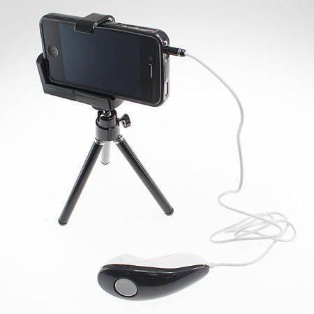 イヤホンジャック接続式 カメラ シャッターコントローラー (1)