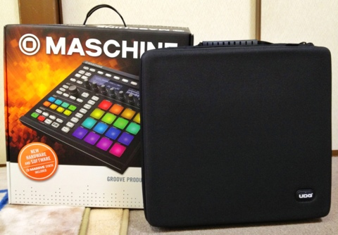 My Maschine & Bag
