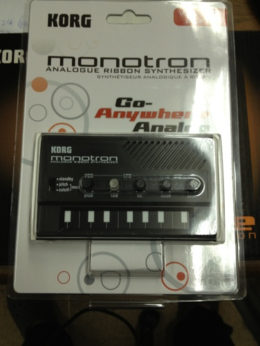 KORG|monotron