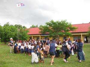 1次第の学校