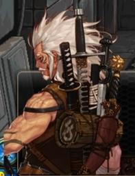 老剣士ソルドロス
