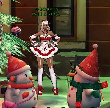 ぷっクリスマス@、@