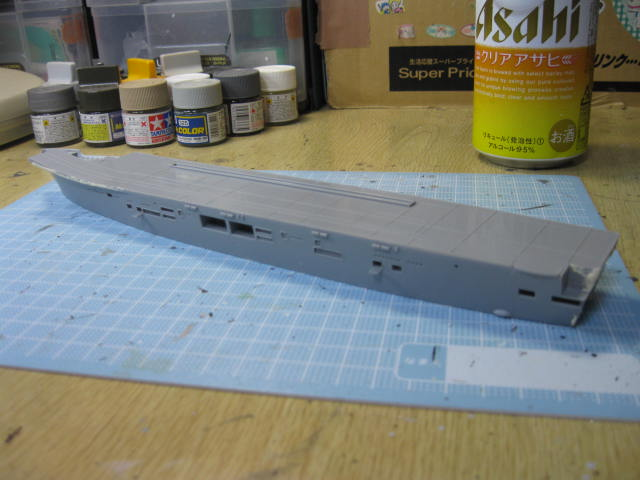 H.M.S. ARK ROYAL の3