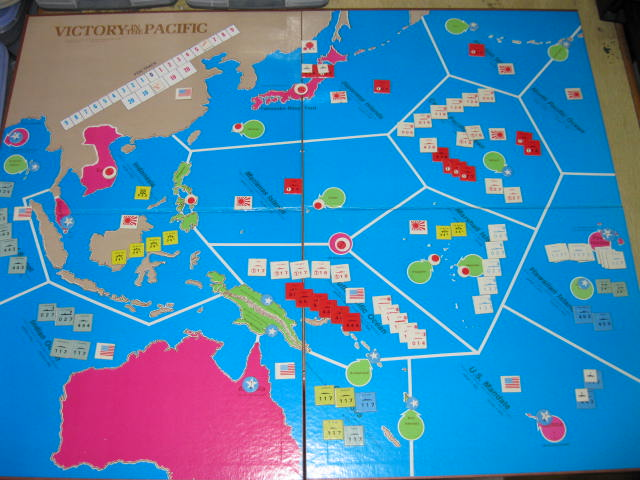 VICTORY IN THE PACIFIC の8