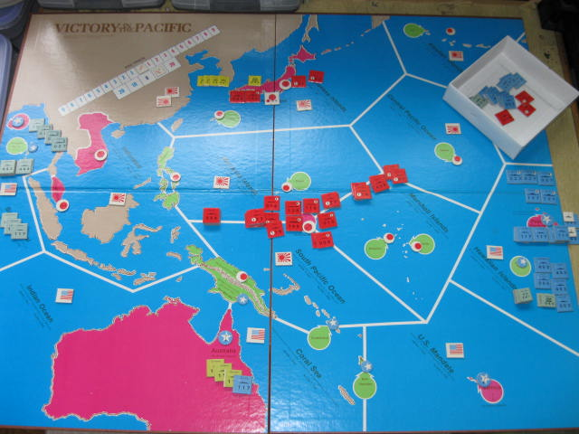 VICTORY IN THE PACIFIC の9