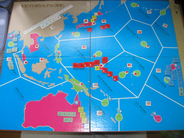 VICTORY IN THE PACIFIC の12