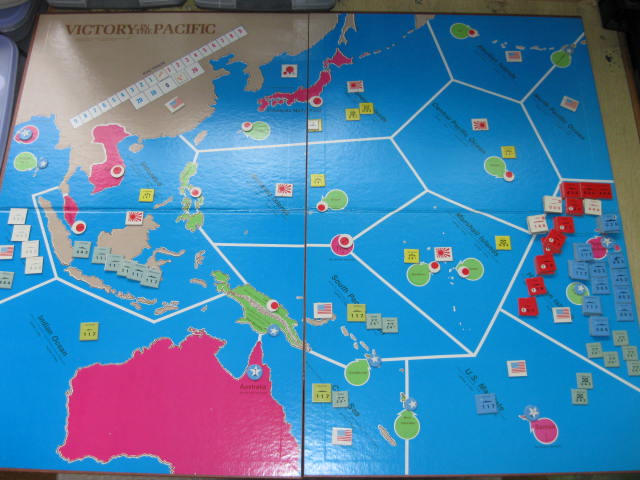 VICTORY IN THE PACIFIC の13
