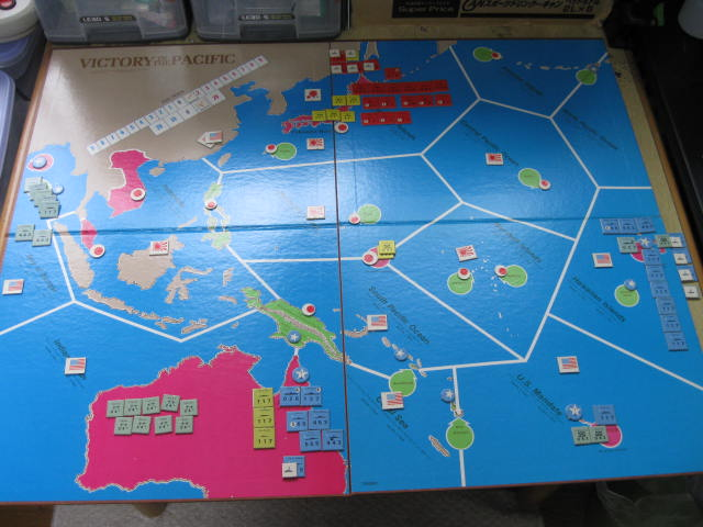 VICTORY IN THE PACIFIC の19