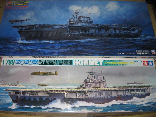 CV-8 HORNET の1 ?