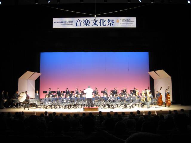 吹奏楽部2009