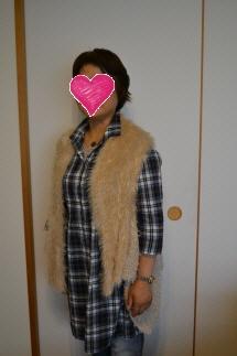 2011 A/W Tさん ジレ