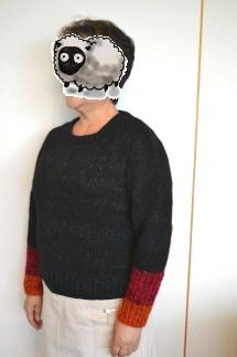 2011 A/W Aさん セーター