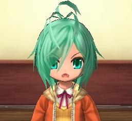 シャボコ新髪型
