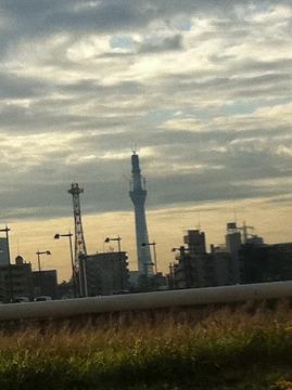 AMANOの塔・・・