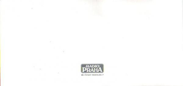 Radio Prague, Radio Praha ラジオ・プラハ(チェコ) 90周年 2013年 年賀状