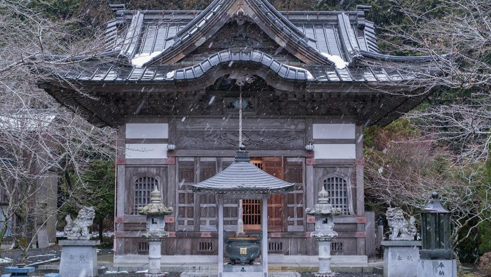 大黒山北寺