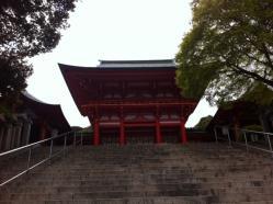 近江神宮 ⑧