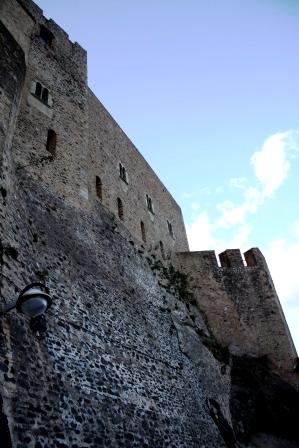 コリウールの要塞